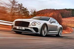 Bentley's Beloved W12 Engine Will Live On