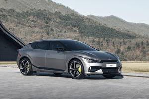 All-New Kia EV6 Arrives With More Power Than A Corvette