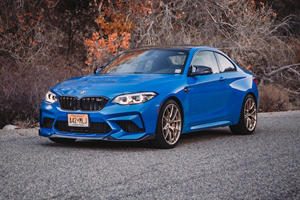 2020 BMW M2 CS Test Drive Review: M At Its Finest