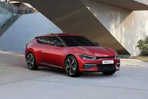 2022 Kia EV6 First Look Review: Electrified Glory