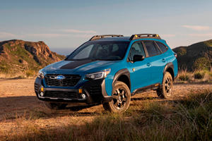 2022 Subaru Outback Wilderness Is Ready To Conquer The Great Outdoors