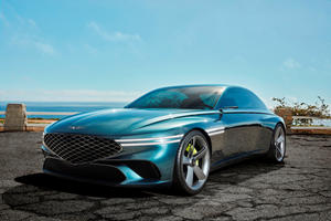 Introducing The Xtremely Pretty Genesis X Concept