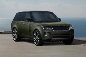 Range Rover Reveals SVAutobiography Ultimate Editions