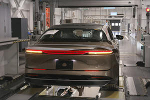 Take A Look Inside Lucid Motors' Brand New Factory