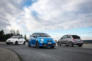 Abarth Celebrates 72 Years Of Awesome Italian Sports Cars