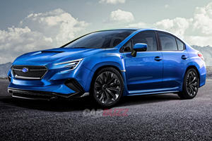 Exclusive: We Have New Details On The Next Subaru WRX