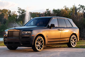 2021 Rolls-Royce Cullinan Test Drive Review: One SUV To Rule Them All