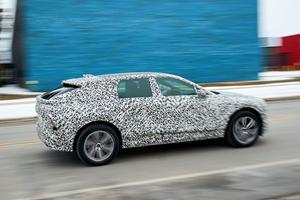 Cadillac Lyriq Prototypes Are Hitting The Road