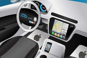 Automakers Are Secretly Scared Of Apple