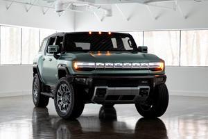 2024 GMC Hummer EV SUV First Look Review: Super Truck