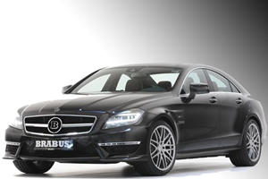 Mercedes CLS63 AMG by Brabus