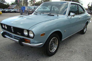 Unearthed: 1972 Mazda RX-2