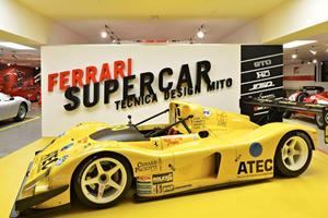 Ferrari Museum Fetes Supercars