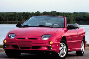 Almost Sports Cars: Pontiac Sunfire