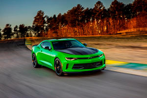 No More 1LE Package For Non-V8 Camaro Models