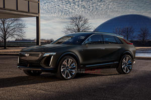 GM Says The Cadillac Lyriq Will Get Very Few Changes For Production