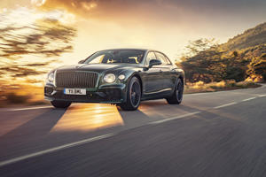 Bentley Lied About How Fast The V8 Flying Spur Really Is