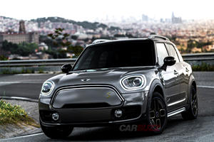 Is Mini Working On A New Electric Car Called The Aceman?