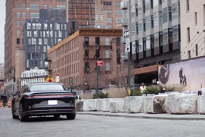 Watch The Lucid Air Go For A Spin Around Manhattan