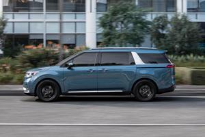 The Kia Carnival Rewrites The Minivan Rulebook
