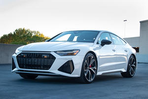 2021 Audi RS7 Test Drive Review: A Stunning Package
