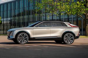Cadillac Lyriq's Public Reveal Won't Happen In America