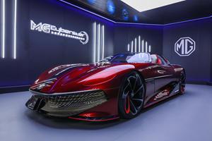 MG Cyberster Looks Like A Mazda Miata On Steroids