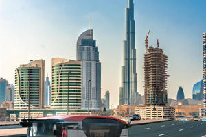 Dubai Is The Latest City That Wants To Kill Cars