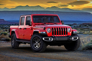 New Special Edition Jeep Gladiator Is Only For Texas