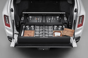 The Rolls-Royce Cullinan's Trunk Is Even Better Than We Thought