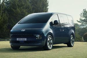 Hyundai Staria Is The Cool Minivan America Needs