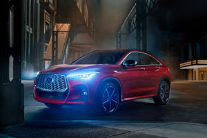 2022 Infiniti QX55 Lands In Dealerships Ready To Fight The Germans