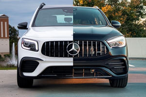 Mercedes-AMG GLA 35 Vs. GLB 35: How Do They Compare?