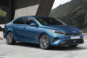 Check Out The Kia Forte's Bold New Look