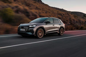 2022 Audi Q4 e-tron First Look: Luxury Living