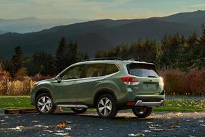Subaru Recalls Almost 1 Million Impreza, Forester, And Crosstrek Models