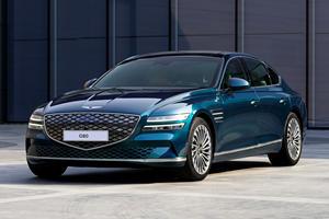 2022 Genesis Electrified G80 Redefines Athletic Elegance