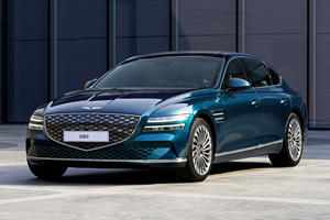 2022 Genesis Electrified G80 First Look Review: New Luxury Era