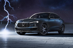 Maserati Electrifies The Levante SUV