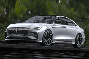 Lincoln Proves The Sedan Isn't Dead With Stunning Concept