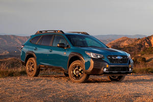 Subaru Announces Pricing For Rugged Outback Wilderness