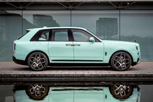 Rolls-Royce Reveals Three Colorful Bespoke Beauties In Shanghai