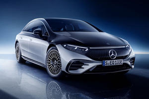 All The Amazing Features Of The Mercedes EQS