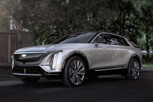 2023 Cadillac Lyriq First Look Review: Breaking The Mold