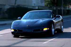Jay Leno Says The C5 Corvette Is A Performance Bargain