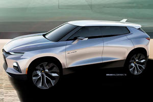 This Is The Chevrolet Blazer We Should Have Got