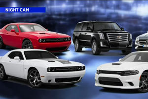 Watch Thieves Steal $250,000 Of Cars From Detroit Dealership