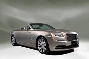Rolls-Royce Reveals Bespoke Dawn Inspired By A Building
