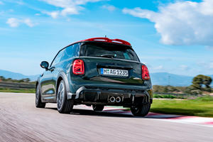 Mini Reveals Pricing For Extreme JCW Models