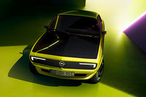Opel Brings EV Power And a Wide Smile To The Party
